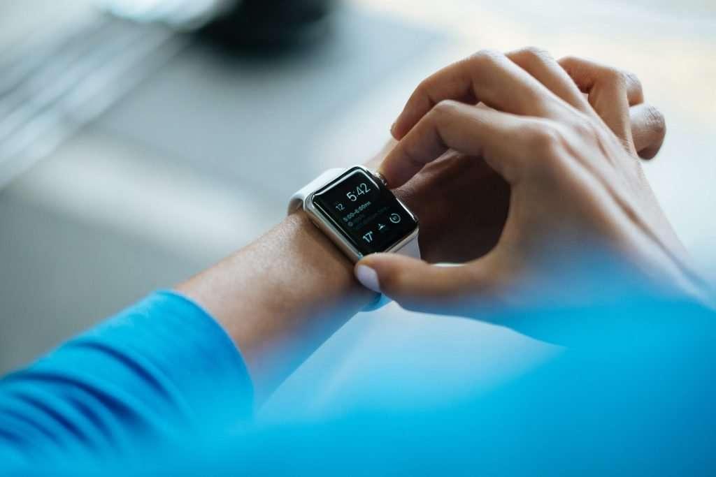 Online training sports watch